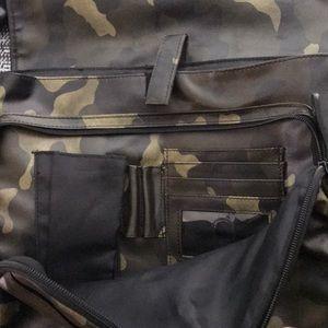 Nine West Bags - Nine West Camo Messenger Bag